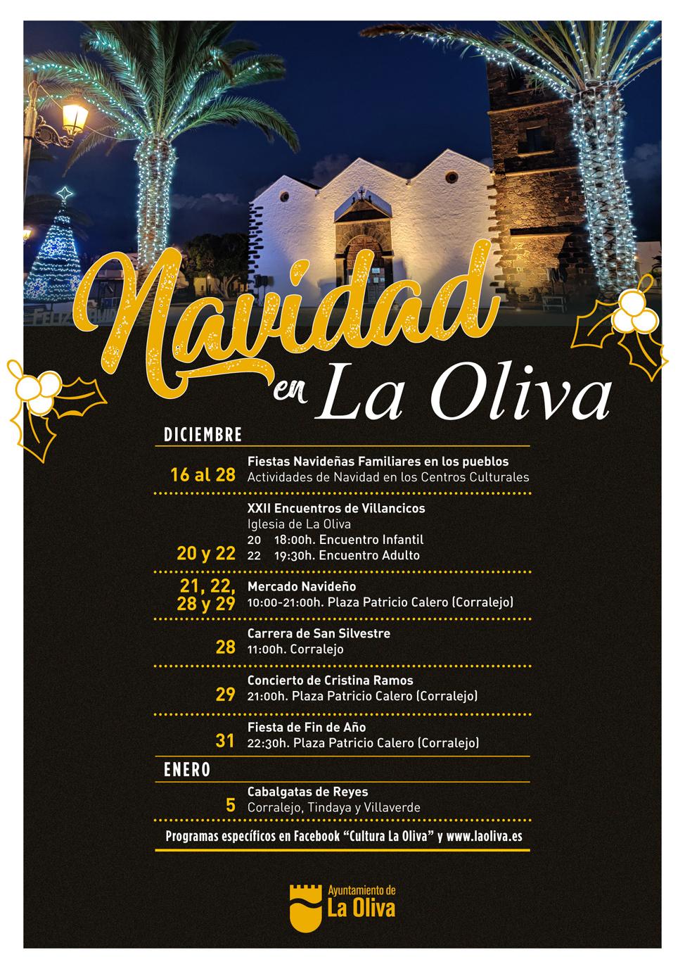 Programa de Navidad del Macaronesia Fuerteventura