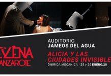 Escena Lanzarote: Alicia y las ciudades invisibles   Macaronesia Fuerteventura