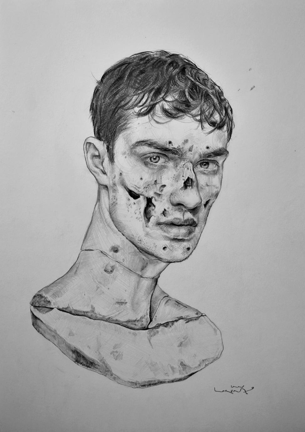 Exposición de Ian Lorenzo | Macaronesia Fuerteventura