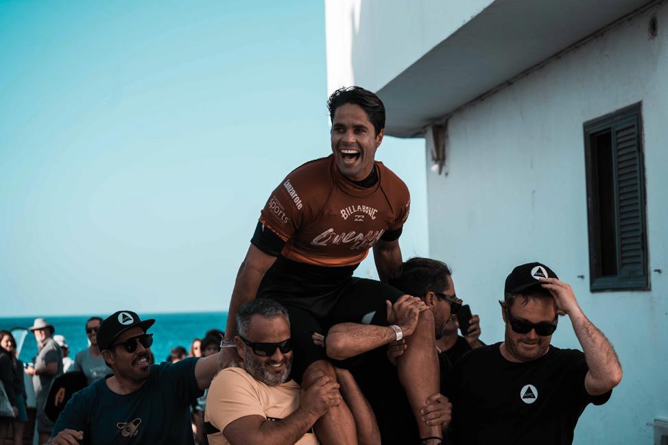 Aitor Ojeda, subcampeón en El Quemao Class