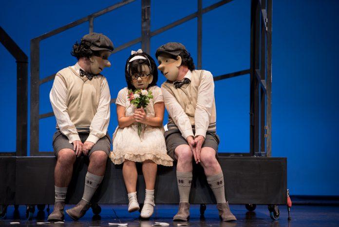 Amour - Teatro para disfrutar en familia - Escena Lanzarote| Macaronesia Fuerteventura |