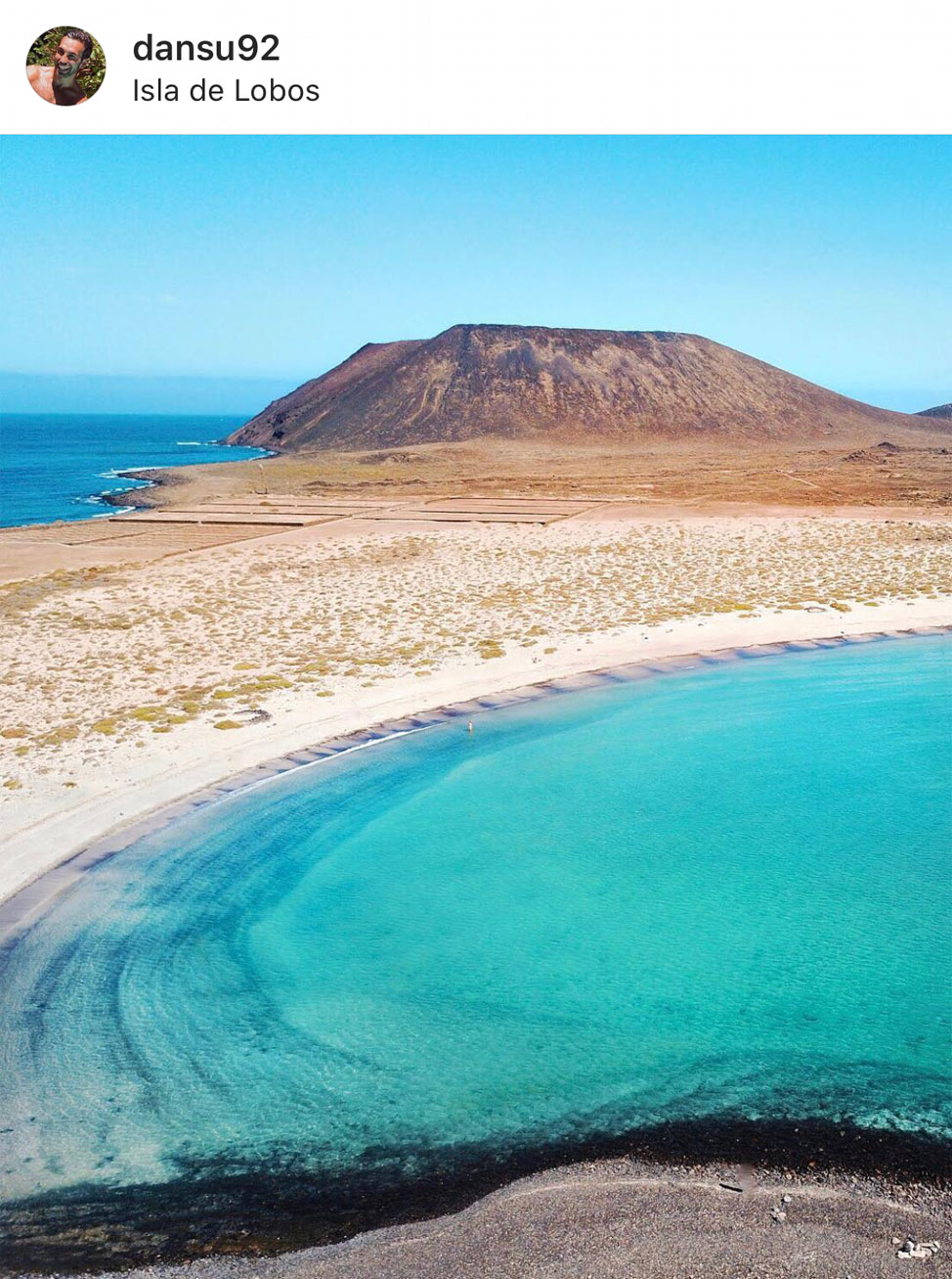 Fuerteventura from a bird's eye view | Macaronesia Fuerteventura