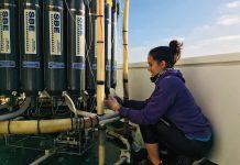 La lucha contra el plástico de Bárbara | Macaronesia Fuerteventura