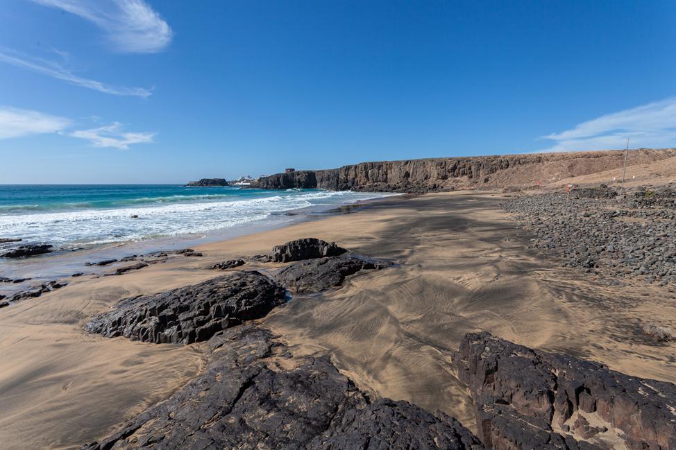 Las Playas de El Cotillo exuberantes en Semana Santa | Macaronesia Fuerteventura