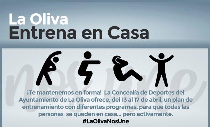 La Oliva Entrena en Casa | Macaronesia Fuerteventura