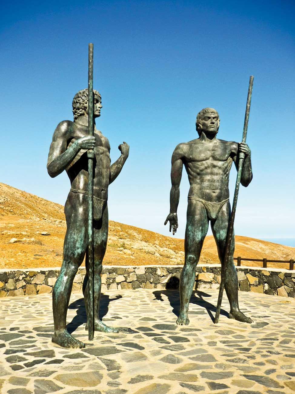 Fuerteventura history | Macaronesia Fuerteventura