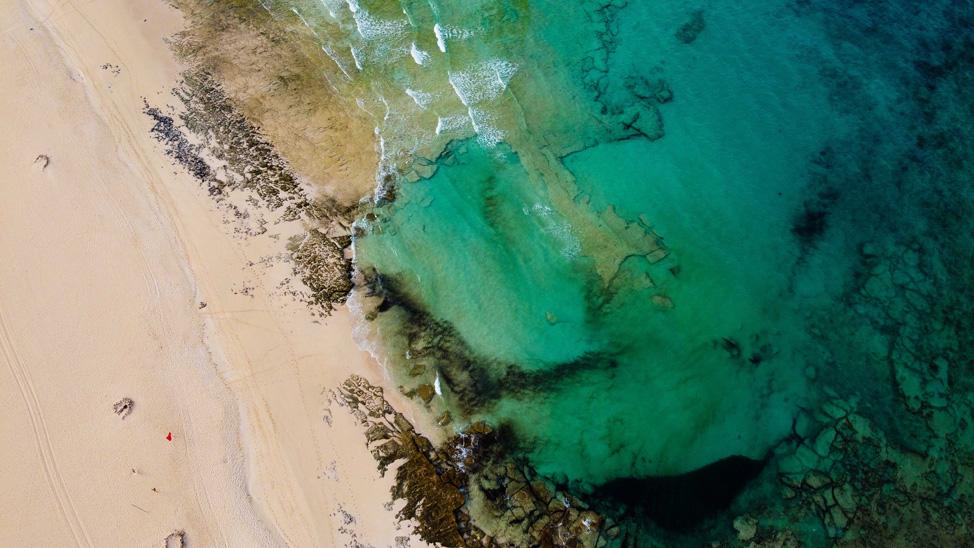 Corralejo Dunes Natural Park from a bird's eye view | Macaronesia Fuerteventura