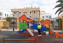 Vuelven los parques infantiles en La Oliva | Macaronesia Fuerteventura