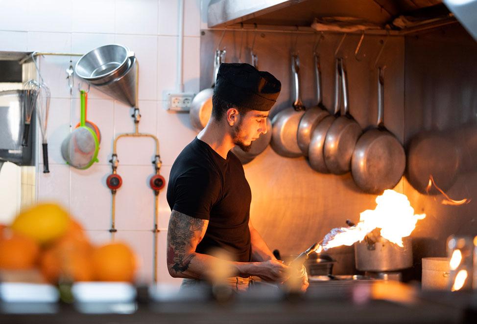 Restaurante Olivo Corso: gastronomía y arte para degustar | Macaronesia Fuerteventura