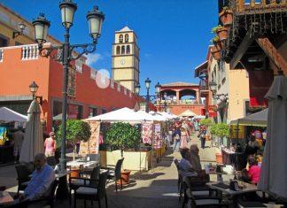 Centro Comercial El Campanario de Corralejo | Macaronesia Fuerteventura
