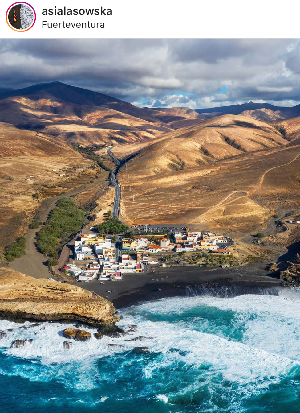 Ajuy un encantador pueblo pesquero que esconde grandes tesoros | Macaronesia Fuerteventura