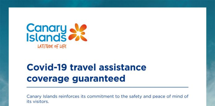 Covid-19 travel assistance coverage guaranteed | Macaronesia Fuerteventura