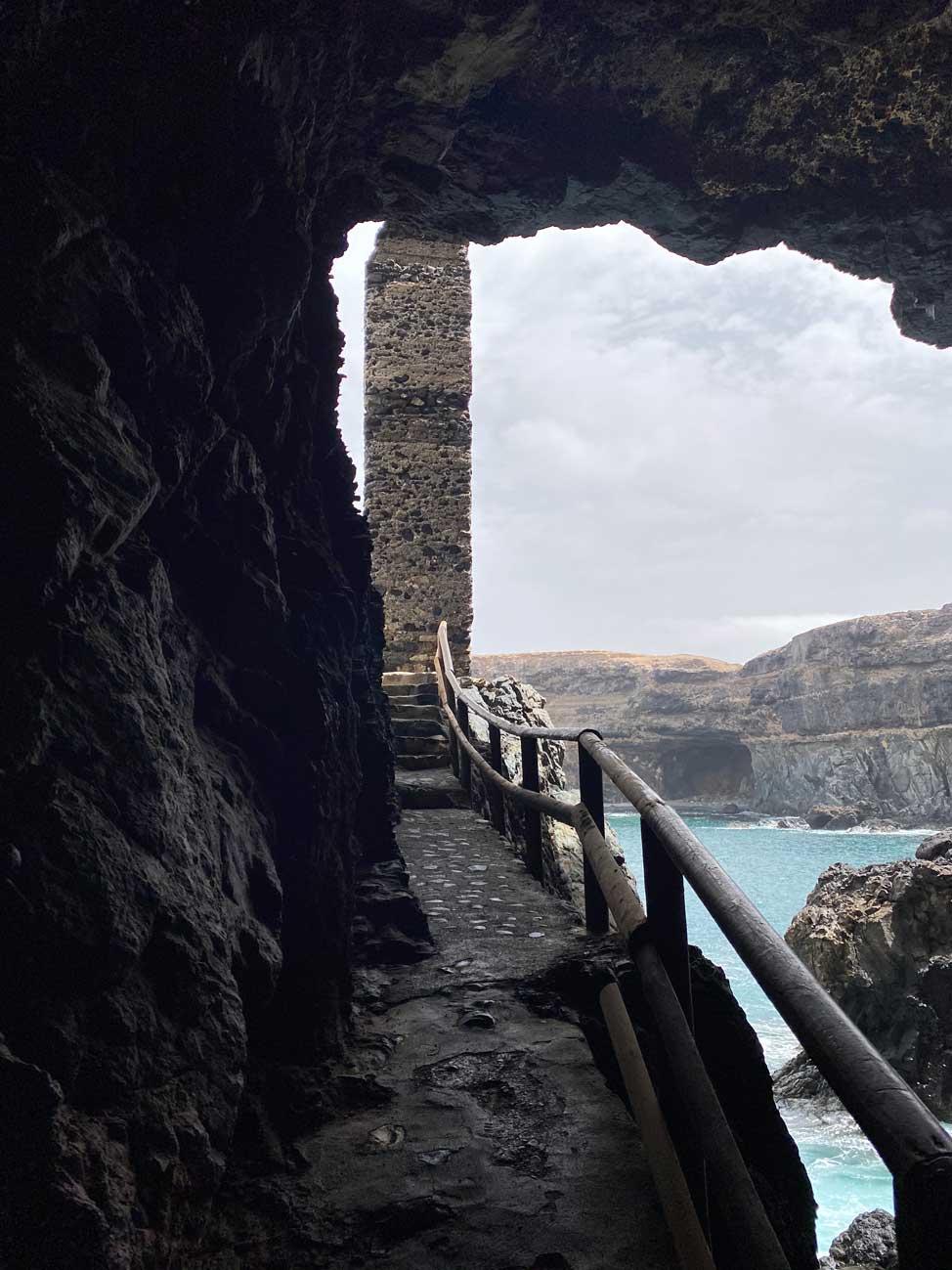 Excursión a las Cuevas de Ajuy, Fuerteventura | Macaronesia Fuerteventura