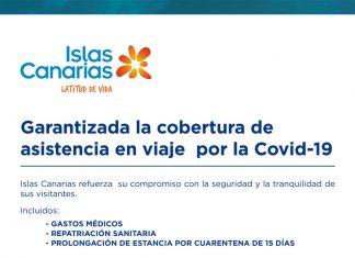 Seguro COVID-19 Islas Canarias | Macaronesia Fuerteventura