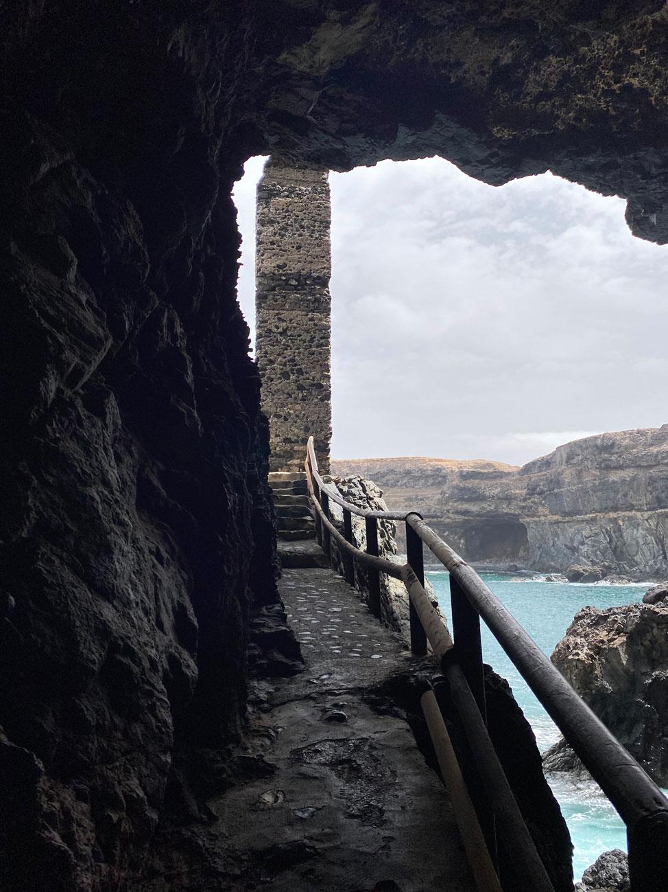 Que ver en Fuerteventura: Cuevas de Ajuy | Fuerteventura Macaronesia