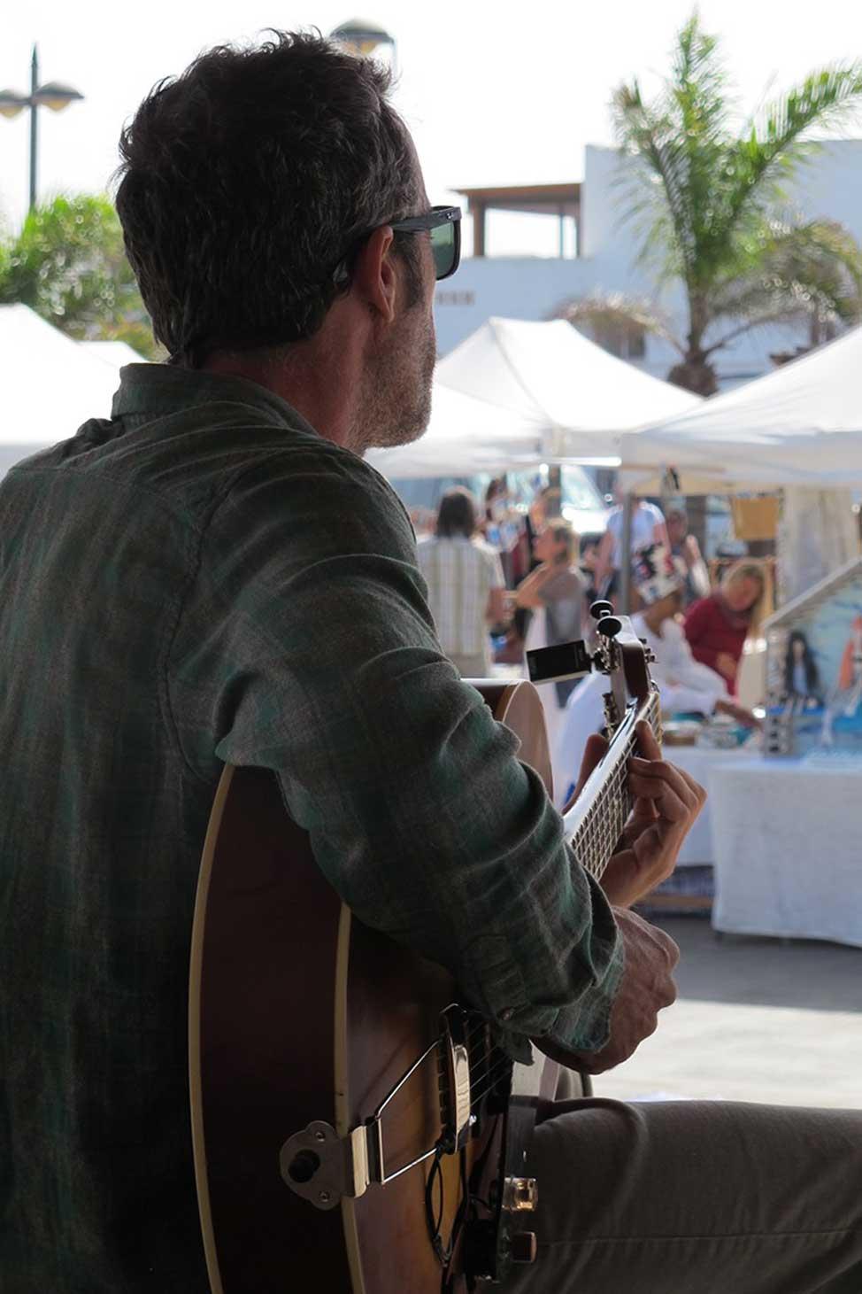 Mercado Artesanal Los Lajares todos los sábados | Macaronesia Fuerteventura