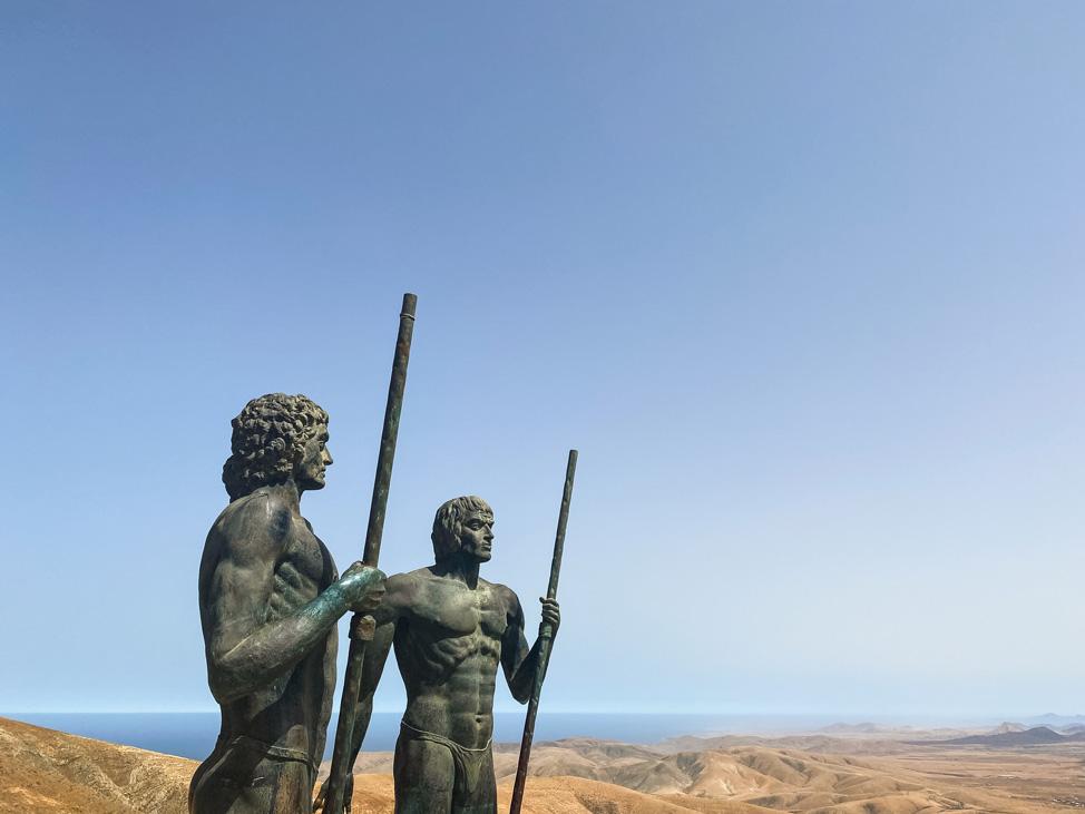 Viewpoints in Fuerteventura: Mirador Guise and Ayose in Betancuria | Macaronesia Fuerteventura