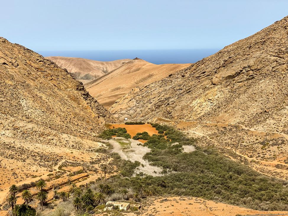 Mirador Las Peñitas in Betancuria | Macaronesia Fuerteventura