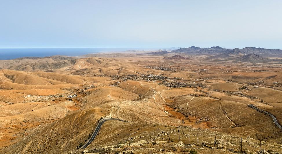 Viewpoints in Betancuria: Mirador Morro Velosa | Macaronesia Fuerteventura