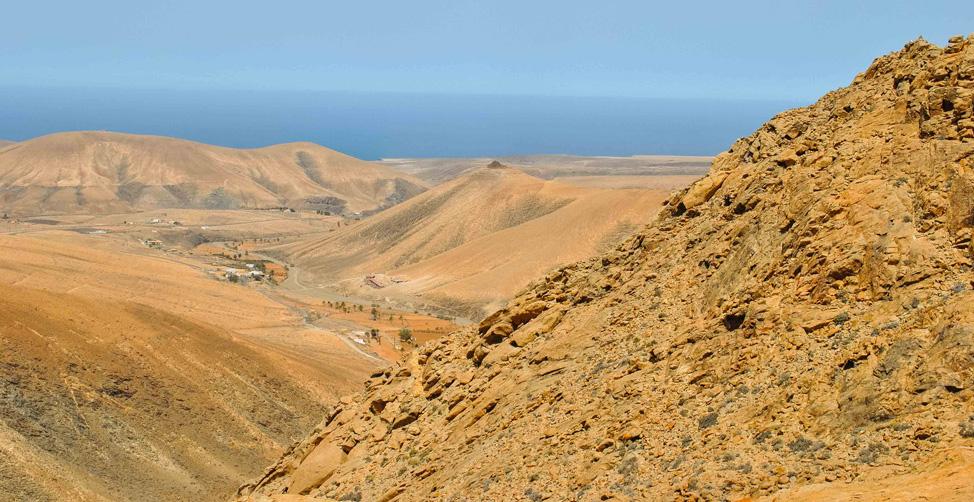 Mirador Risco de las Peñitas | Macaronesia Fuerteventura