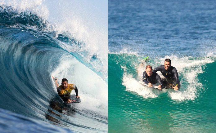 Pura Vida Surf school and bodyboard Fuerteventura by Ruyman Rey