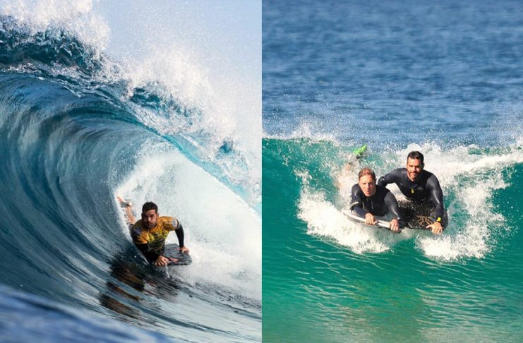 Pura Vida Surf school and bodyboard Fuerteventura by Ruyman Rey