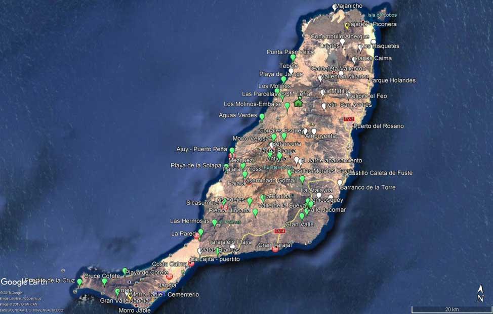 Diagnóstico sobre Calidad del Cielo | Macaronesia Fuerteventura