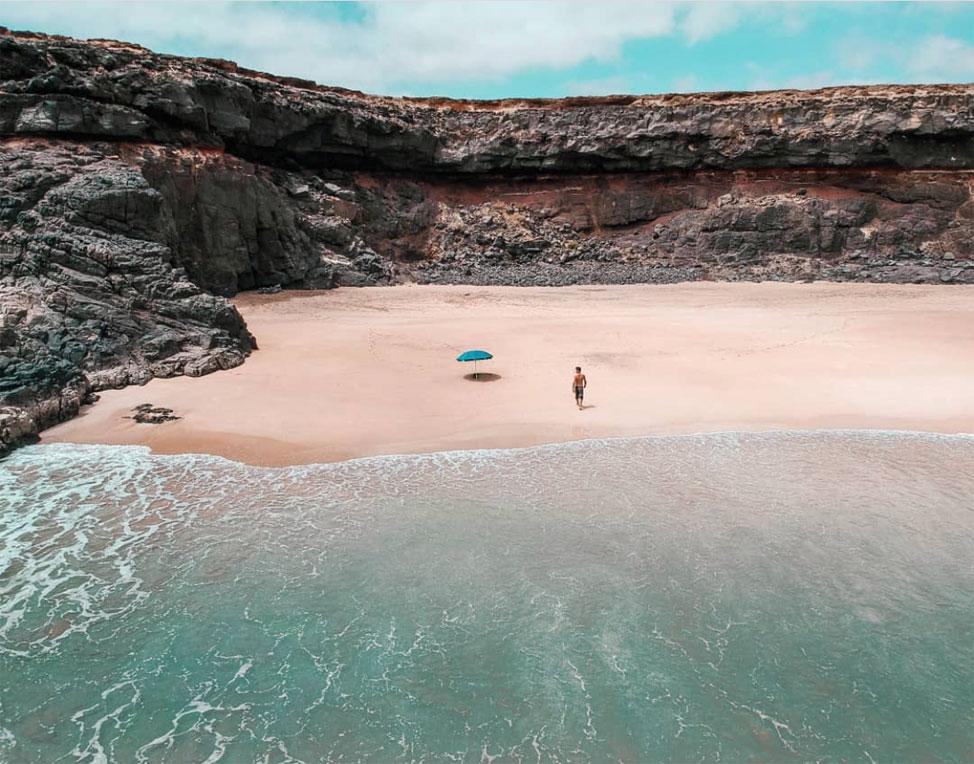 Espectaculares rincones de Fuerteventura en las fotografías de José Assima | Macaronesia Fuerteventura