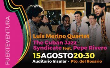 Festival Internacional Canarias Jazz & Más llega a Fuerteventura   Macaronesia Fuerteventura