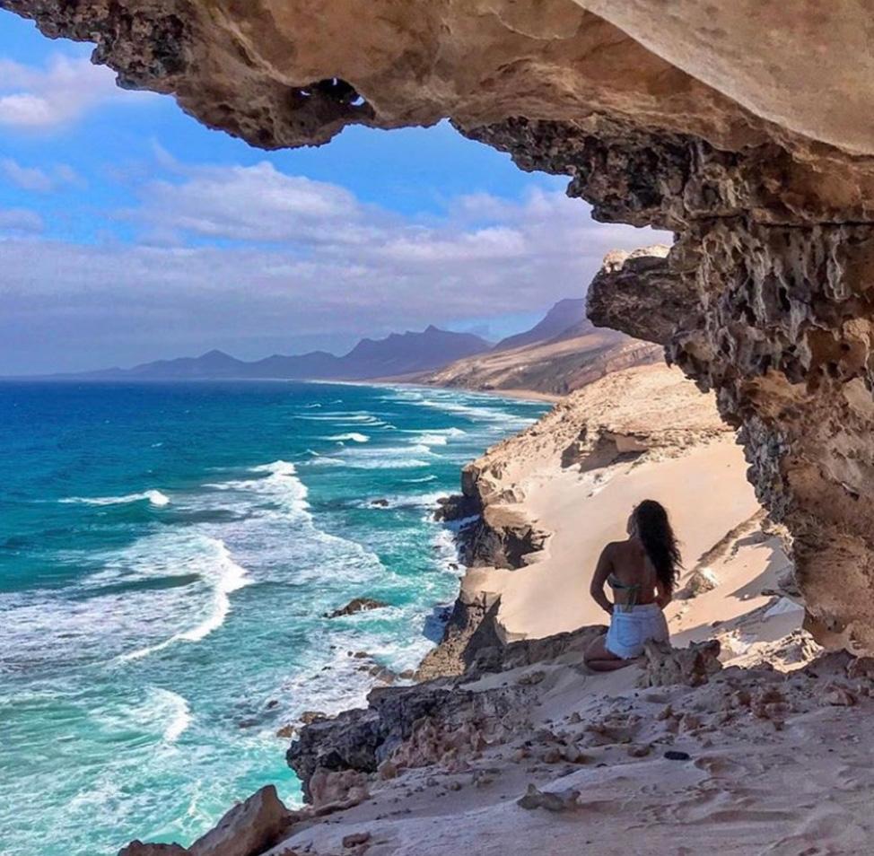 Paisajes espectaculares de Fuerteventura | Macaronesia Fuerteventura