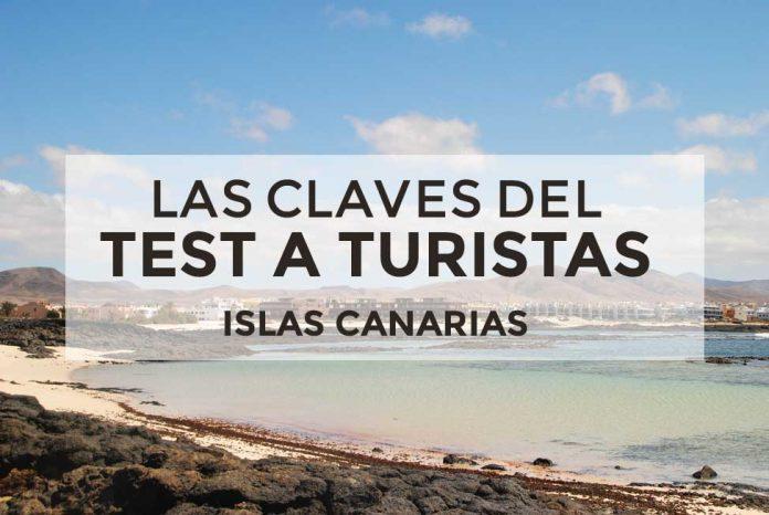 Test Tuirstas Islas Canarias
