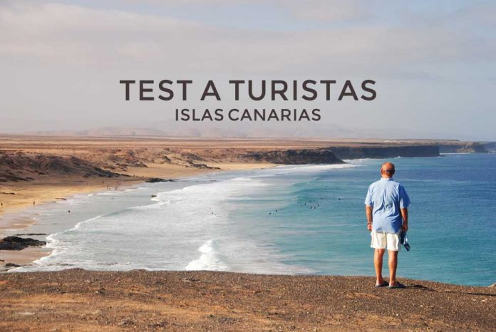 Test a los turistas que lleguen a Canarias | Macaronesia Fuerteventura