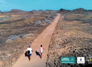 Red Insular de Senderos - Isla de Lobos | Macaronesia Fuerteventura