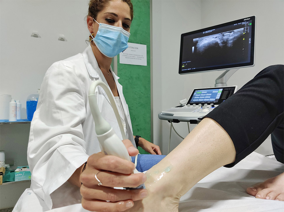 Sonia Peña reumatóloga Cem Fuerteventura | Macaronesia Fuerteventura