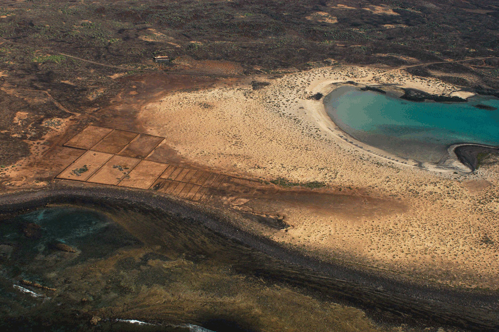 Las Salinas del Marrajo, Isla de Lobos | Macaronesia Fuerteventura