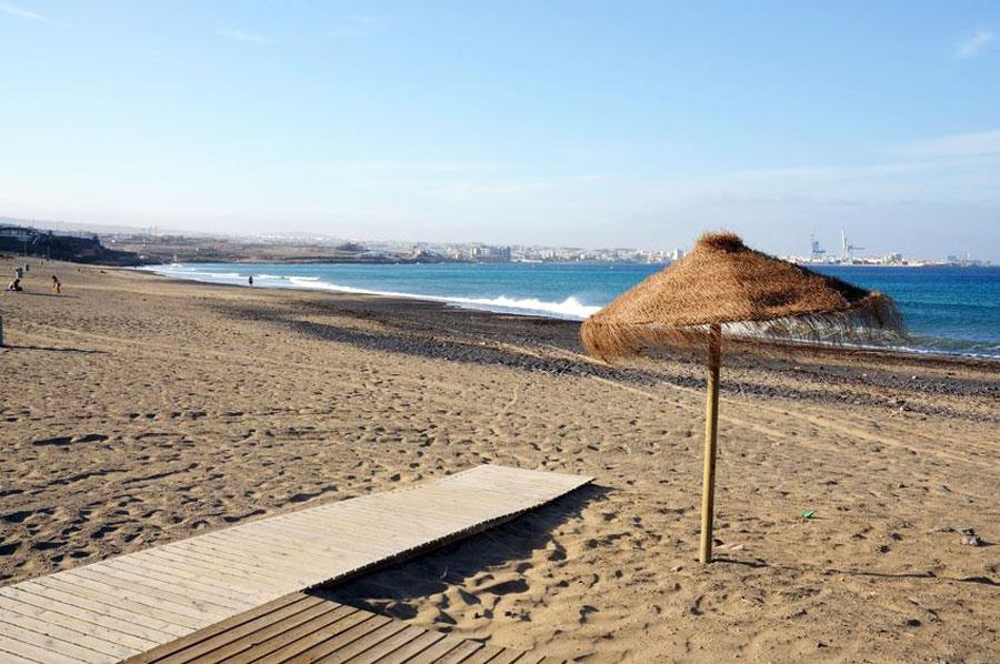 Playa Blanca, bandera azul Puerto del Rosario| Macaronesia Fuerteventura