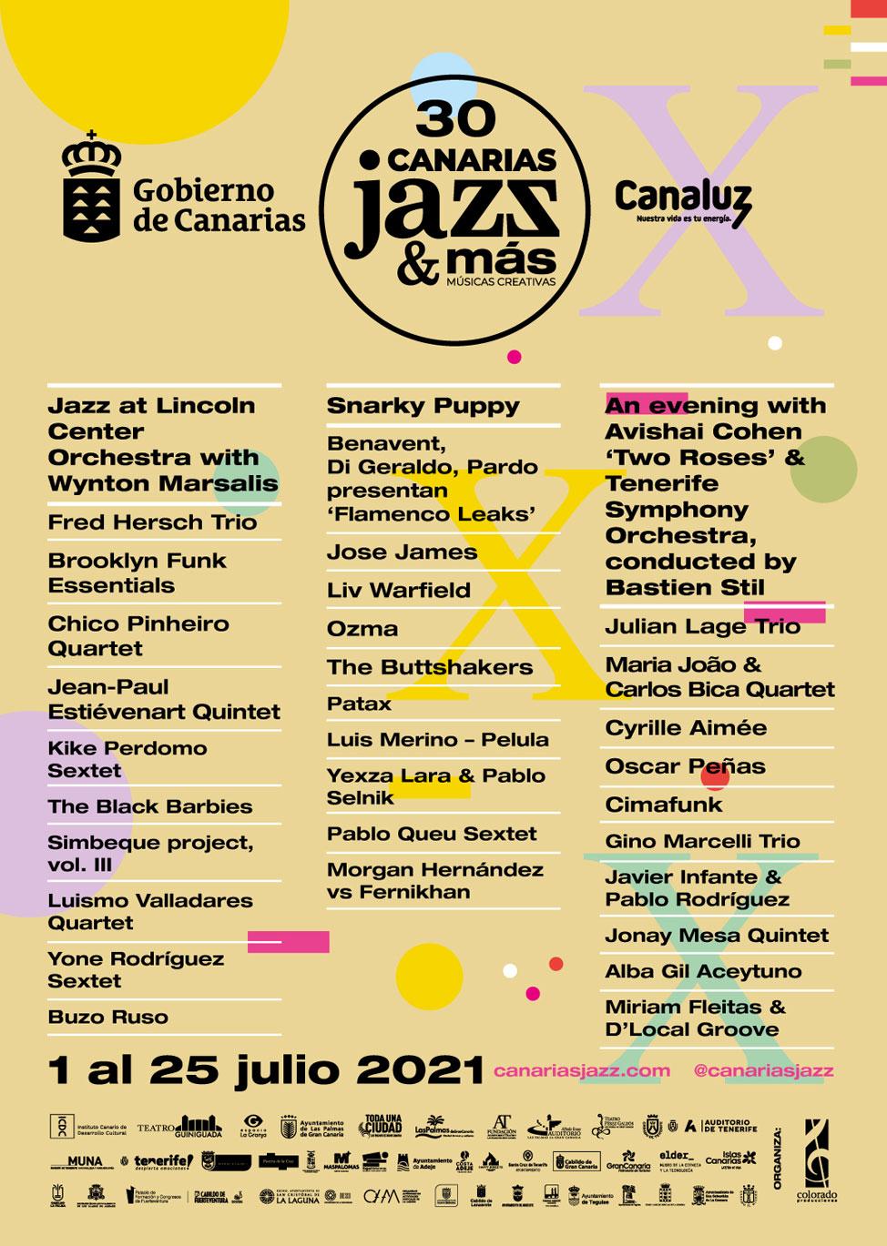 Festival Internacional Canarias Jazz & Más | Macaronesia Fuerteventura