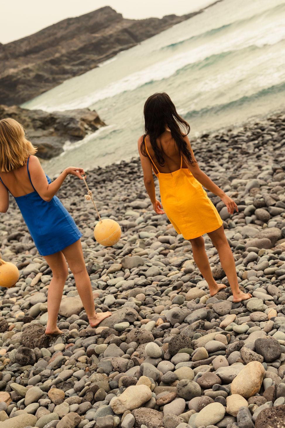 Primera colección de ropa de Aiga Store | Macaronesia Fuerteventura
