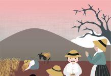 El ciclo de la Agricultura con ilustraciones de Erika Castilla | Macaronesia Fuerteventura