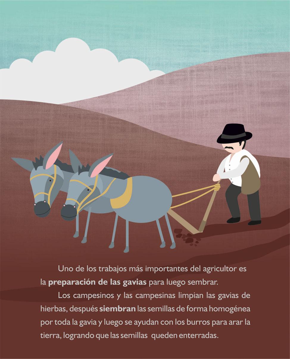 Cuaderno didactico El ciclo de la Agricultura   Macaronesia Fuerteventura