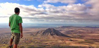 Montaña de Tindaya   Macaronesia Fuerteventura