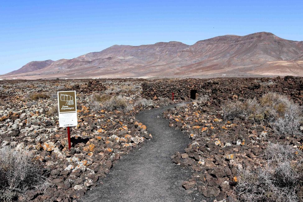Poblado de La Antalayita, Pozo Negro  Macaronesia Fuerteventura