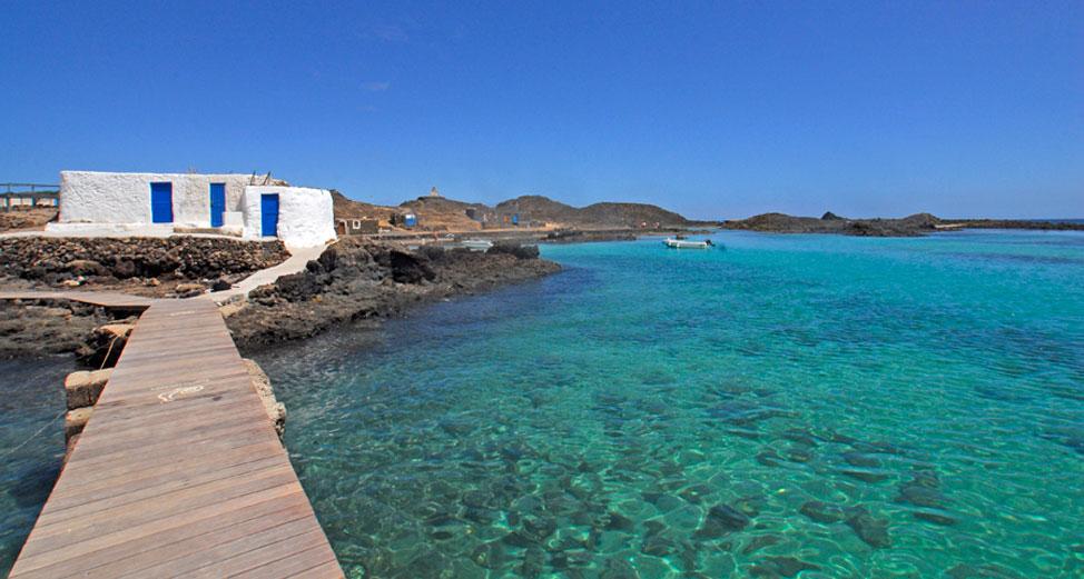 Isla de Lobos| Macaronesia Fuerteventura