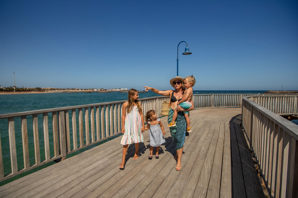 Planes ideales en familia en Caleta de Fuste | Macaronesia Fuerteventura
