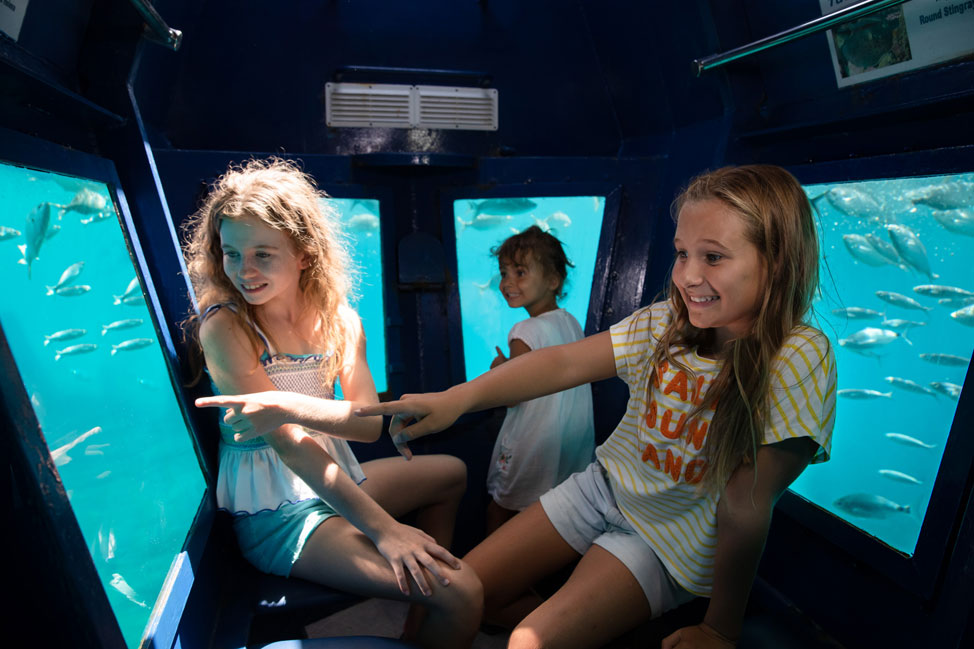 Planes ideales para niños en Fueteventura, submarino | Macaronesia Fuerteventura