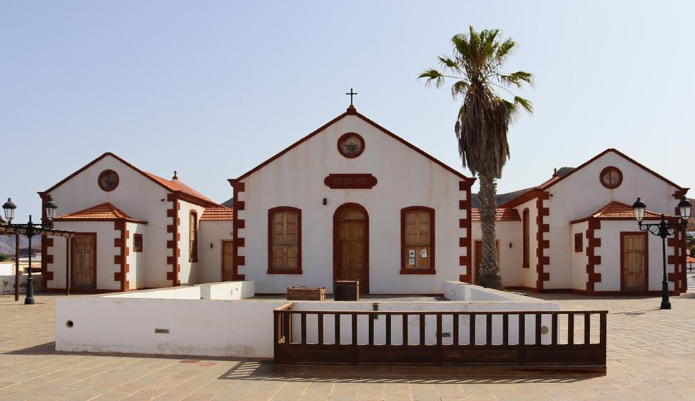 El Hospital de Caridad de San Conrado y San Gaspar   Macaronesia Fuerteventura