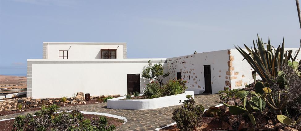 Casa de Fray Andresito, La Ampuyenta   Macaronesia Fuerteventura