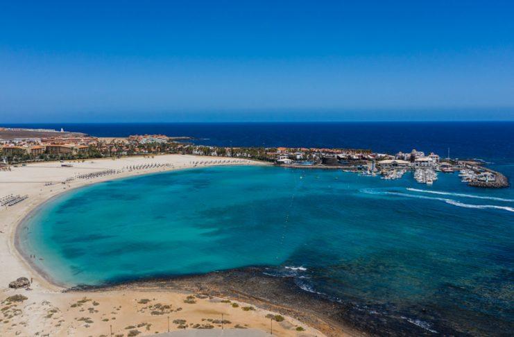 Most welcoming beaches on the coast of Antigua   Macaronesia Fuerteventura