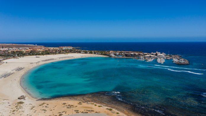 Playa del Castillo, Caleta de Fuste   Macaronesia Fuerteventura