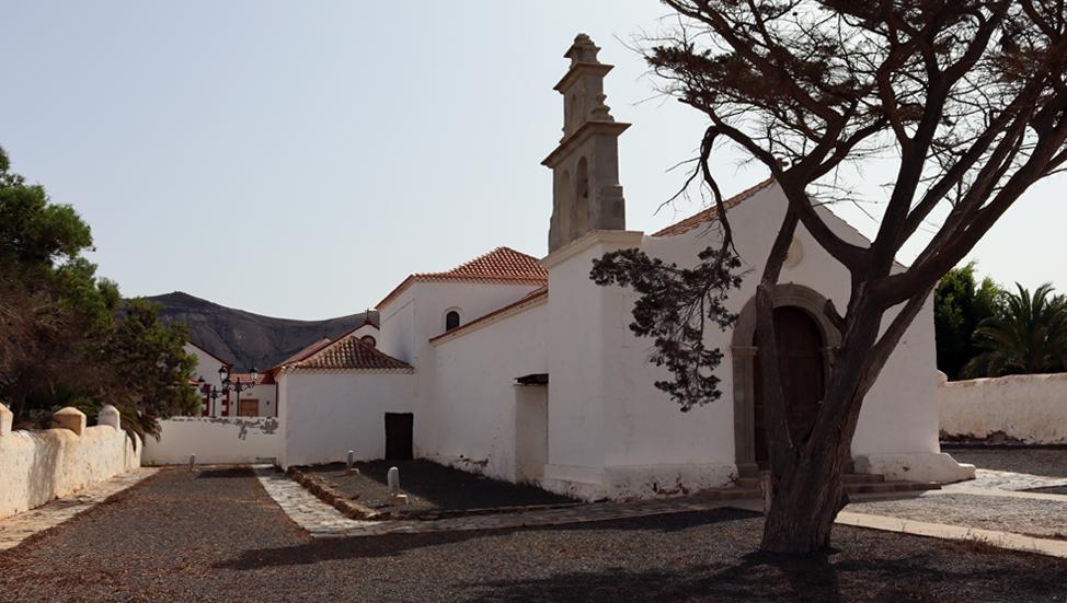 Ermita de La Ampuyenta   Macaronesia Fuerteventura